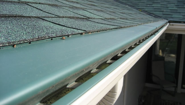 Gutter Leaf Protection Installation In Monroe Ny L I K
