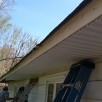 Gutter, Soffit and Fascia Repairs New York.