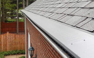 Gutter Cover Installations