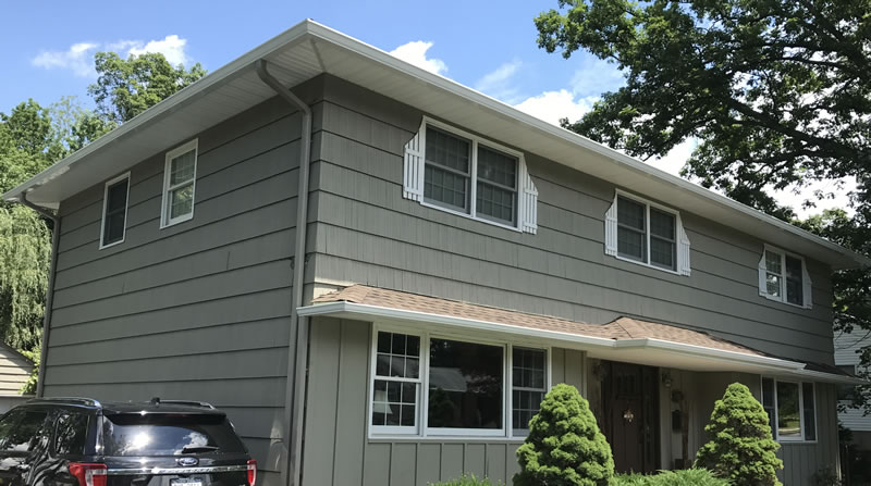 L.I.K. Seamless Gutters Installs and Replaces Seamless Gutters